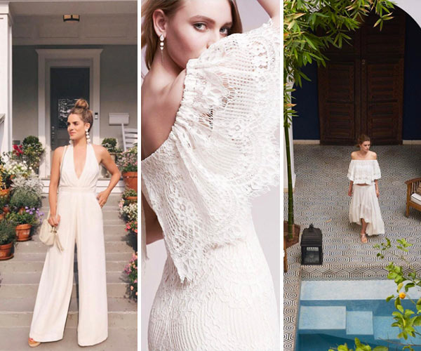 Summer Wedding Dress Styles