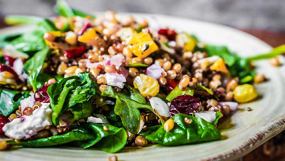 5-Ingredient Salads To Pack For Work This Week To Lose 5 Pounds
