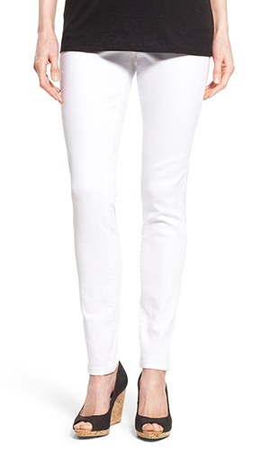 Nora Pull-On High Waist Stretch Skinny Jeans