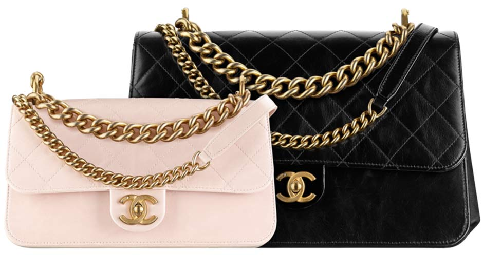f14448763b76 Few designer purses out there can boast being as classic and timeless as  the infamous original Chanel 2.55 shoulder bag.