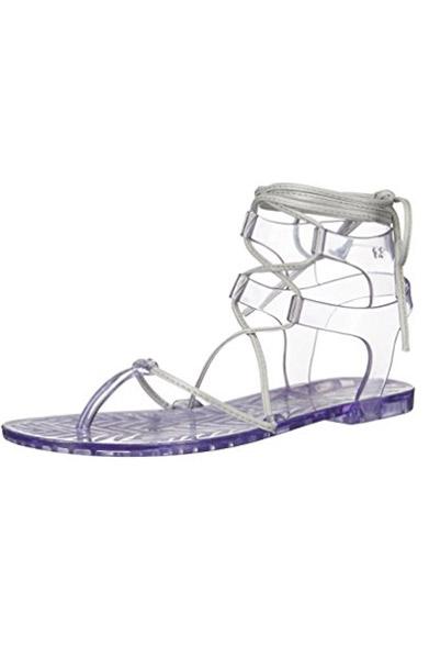 amazon zazy women nuar glass jelly sandal