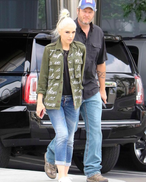 Are Gwen Stefani And Blake Shelton Planning Something Big