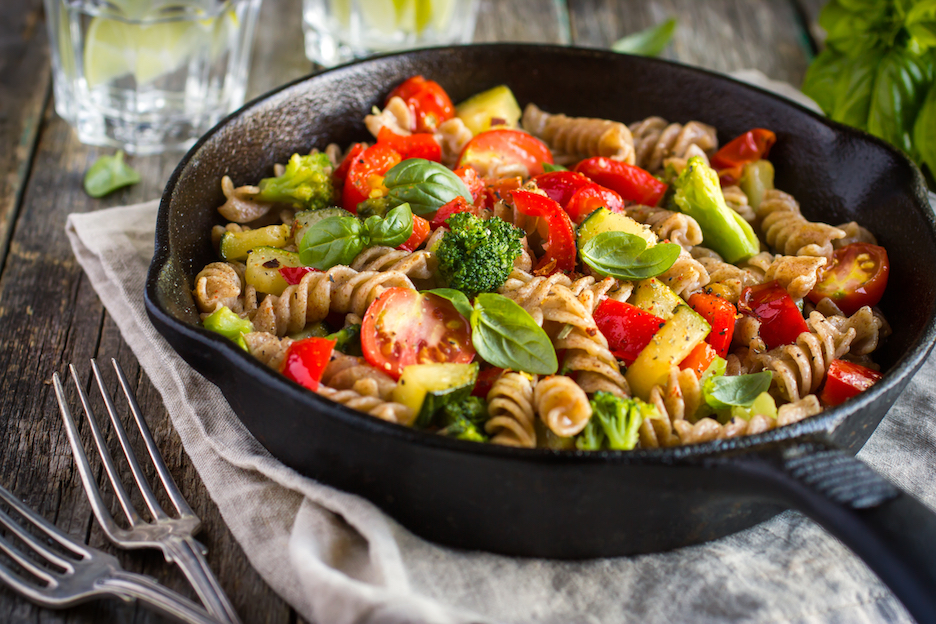 6 Pasta Recipes To Make This Week To Lose 6 Pounds