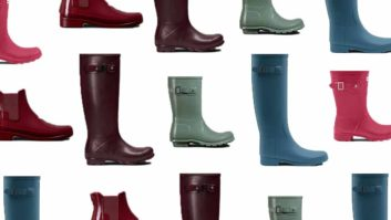 Hunter Just Did Additional Markdowns On Cute Rain Boots And The Prices Are Unbelievably Good