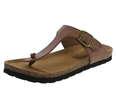 payless women's sage flat sandal