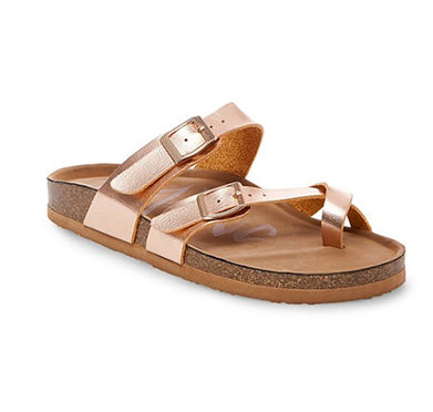 These Are As Cute Birkenstock Sandal Real Just Alikes The Look NkZnwPX8O0