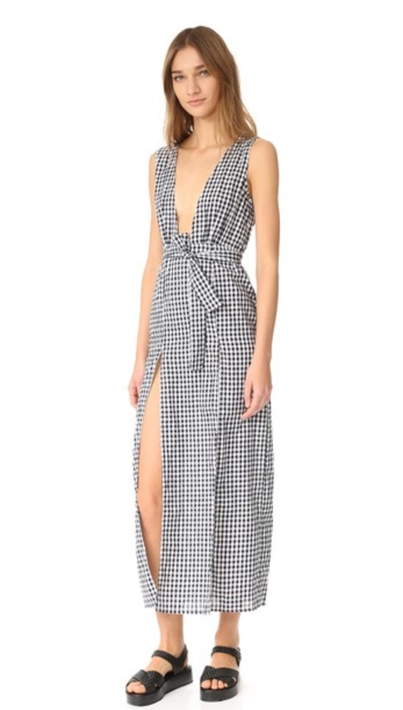 Carissa Taupe Plunging Cut Out Midi Length Halter Cocktail Dress ( 29.99) a40c98913