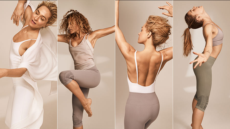 7d0ca0fe5b ... collaborated with The Class by Taryn Toomey on an 11-piece limited  edition collection of leggings