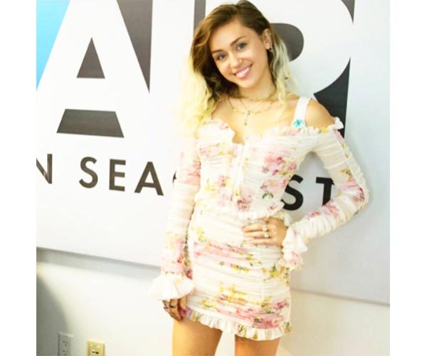 Miley Cyrus May Have Just Shared What Her Wedding Dress ... - photo #47