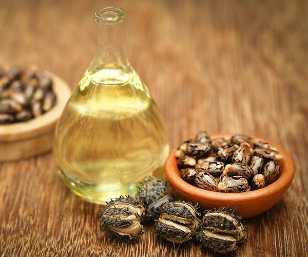 castor oil for eyelash growth