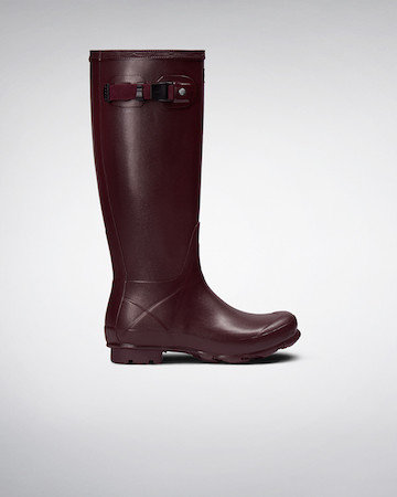 Hunter Norris Field Rain Boots
