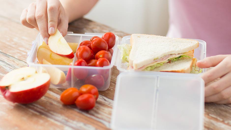 6 Lunches To Pack This Week To Lose 6 Pounds