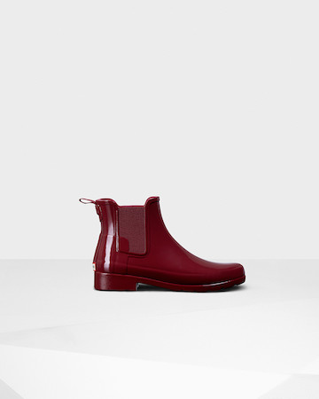 Hunter Original Chelsea Gloss Boots
