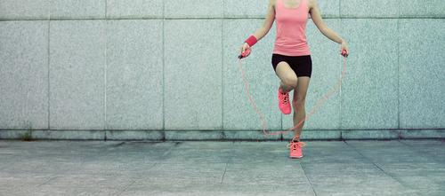 jump rope weight loss