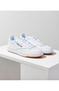 rebook x urban outfitters club c sneaker
