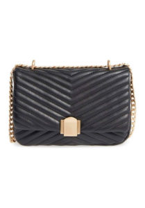 topshop quilted crossbody bag