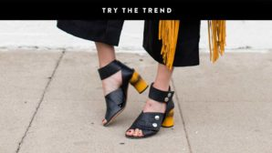 Already Over Your Summer Shoes? These Two-Tone Sandals Are The Perfect Mid-Season Update