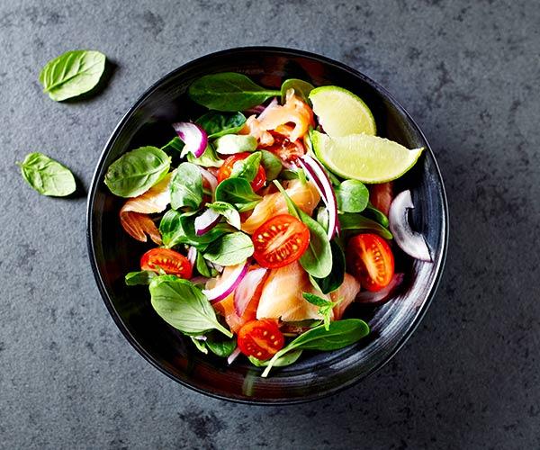 weight loss salads