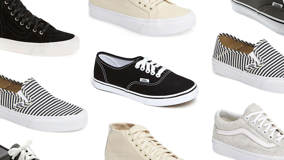 35a5771b8339cc Psst! Get Over To Nordstrom ASAP And Snag A Pair Of Cute Vans ...