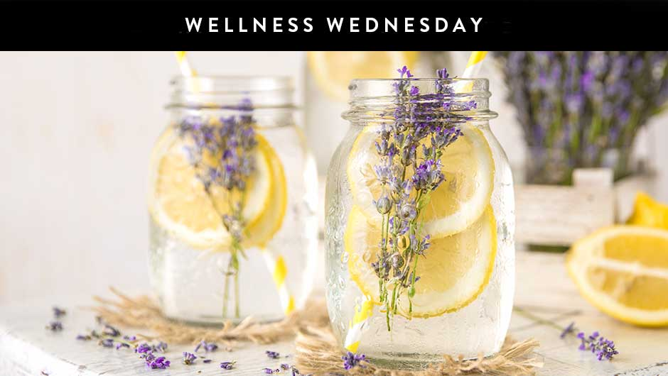 This Detox Water Recipe Is Simple, Delicious And Really Works #WellnessWednesday