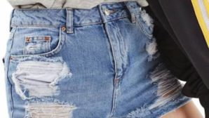 These Are My Go-To Denim Shorts For Summer--They're Soft, Not Too Tight And Look Good With Everything