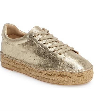 Marc Fisher Mandi Espadrille Sneaker