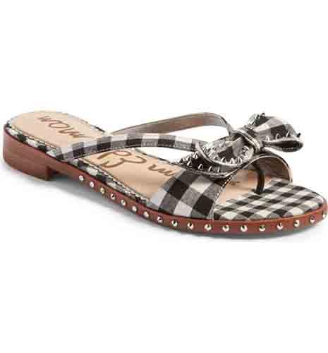 Dariel Bow Sandal