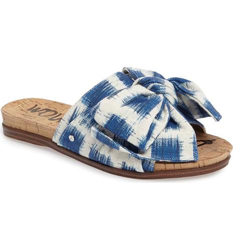 Henna Slide Sandal