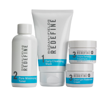 Redefine Regimen For The Appearance Of Lines, Pores And Loss Of Firmness