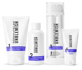 Unblemish Regimen For Acne