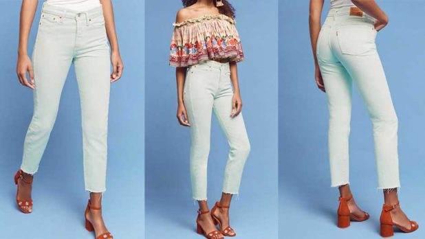 Don't Miss Your Chance To Get A Pair Of Crazy Flattering Levi's Wedgie Jeans For Just $34!