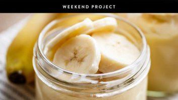 3 Banana DIYs That Will Totally Transform Your Skin
