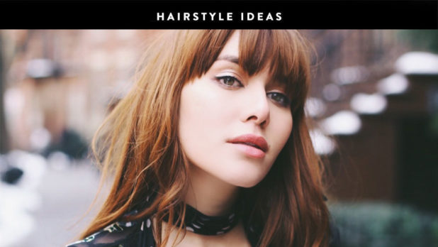 Thinking About Bangs? These Hairstyle Ideas May Just Seal The Deal