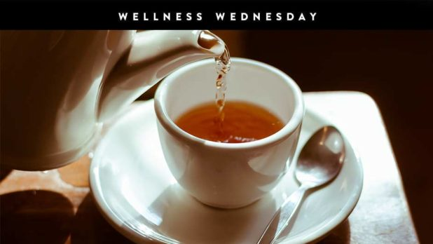 3 Calm-Down Drinks That Will Help You Wind Down Before Bed #WellnessWednesday