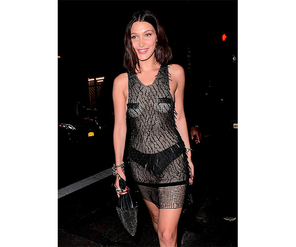 Scandalous celebrity outfits style
