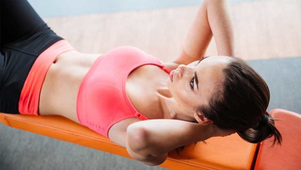 Once And For All, This Is The Best Exercise To Get A Flat Stomach Fast