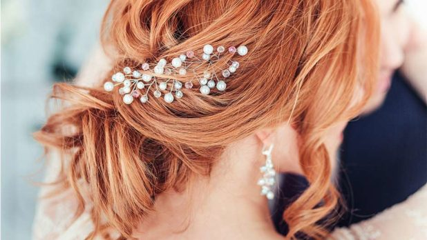 The One Thing Every Bride Forgets When Choosing An Updo Hairstyle