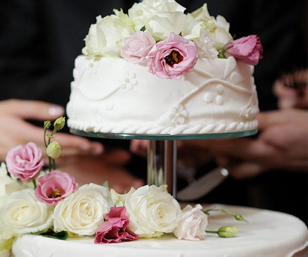 top layer wedding cake