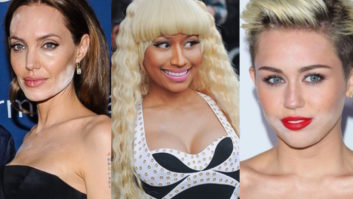Did These Celebs Really Not Realize That Their Makeup Wasn't Blended Right?