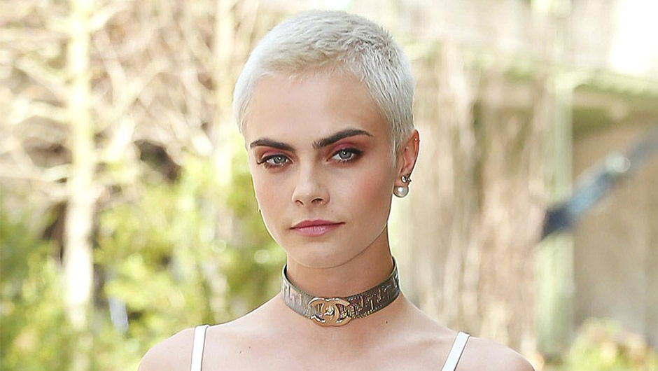 7 Female Celebs Who Are Rocking The Buzzed Haircut Trend