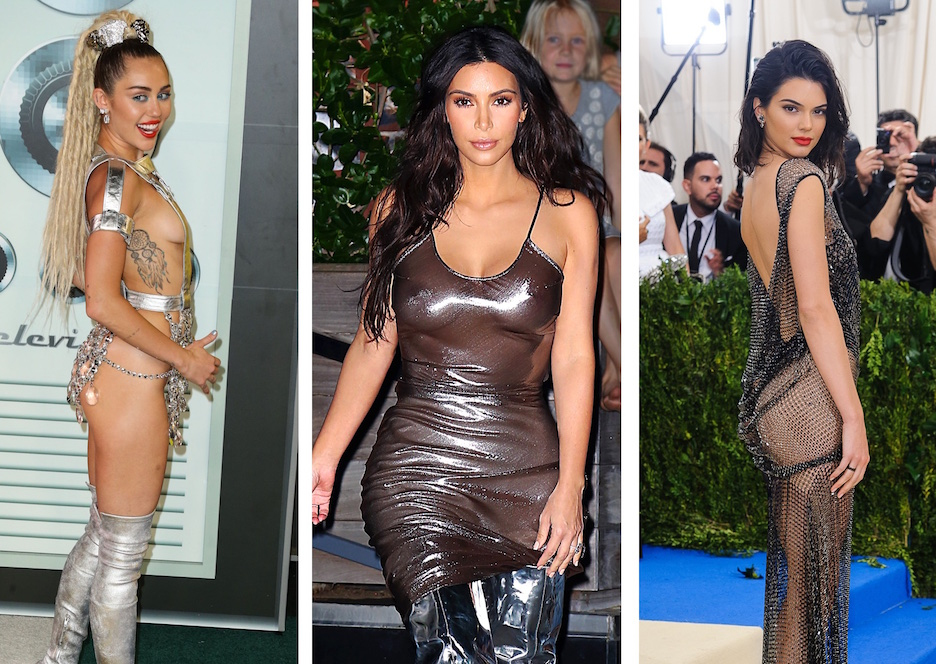 Did These Celebs Really Not Realize They Completely Forgot To Wear Underwear