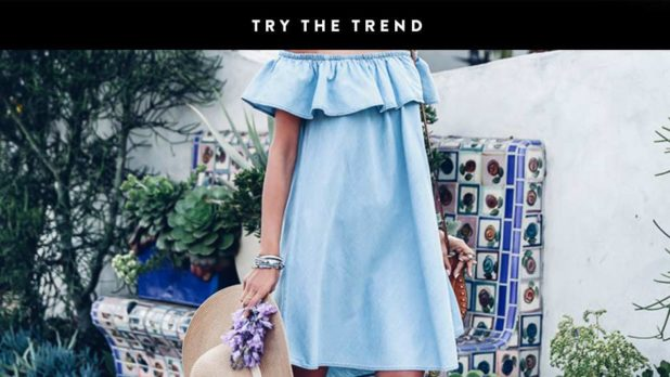 Shop The Best Denim And Chambray Dresses For Summer Now