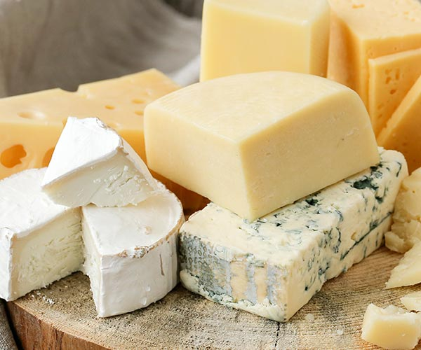 give up cheese to lose weight