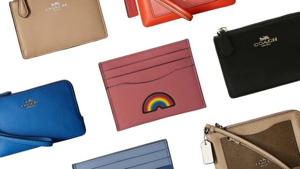 Zappos Is Having A Huge Sale Right Now And Coach Wallets Start At Just $34
