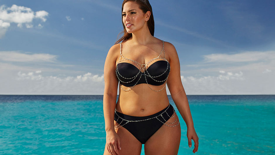 how to look good in a bikini if your fat