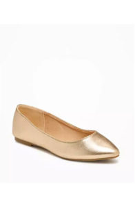 old navy pointy ballet flats