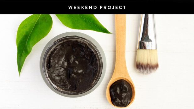 Weekend Project: Make Your Own Relaxing--Edible!--Face Mask