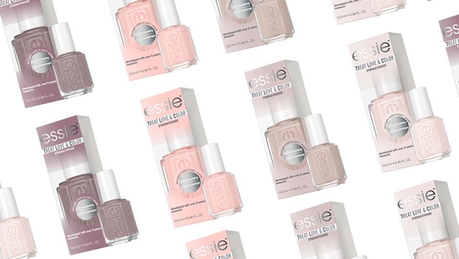 Essie's New Treat Love & Care Collection Is Here And It's A Game Changer