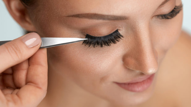These Are The Best False Lashes For Beginners... And They're From The Drugstore!