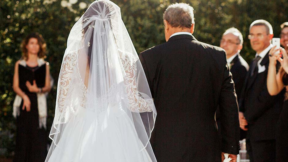 7 Things The Father Of The Bride Should Do Before The